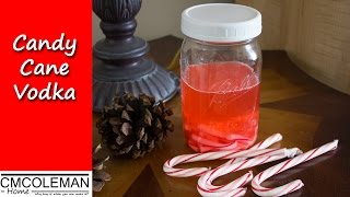 "Do you still have candy canes left? Maybe it is just the broken ones, or a pieces. Now i have something that you can do with all those pieces. Candy cane vodka taste like a spiked candy cane. It is not a pure peppermint taste it is candy cane, hints of vanilla. It is good.   CANDY CANE VODKA 1 cup candy cane pieces 2 cups vodka  Wide Mouth Pint Jar - http://amzn.to/1M0mfim Candy Cane - http://amzn.to/1m64zsm  Send mail here: PO Box 2311 Athens, OH  45701 Facebook : https://www.facebook.com/cmcolemanblog Twitter - https://twitter.com/cmcoleman457 Website: https://cmcolemanhome.com   Tumblr:  http://cmcolemanhome.tumblr.com/ Instagram - https://instagram.com/cmcolemanhome/ Patreon - https://www.patreon.com/user?u=378018&ty=h  There are links on the channel that will take you to affiliate programs. The commissions earned using these programs help to keep this channel going.  You can check out my Amazon Associates links at the end of the descriptions to take you to the my Amazon Associates area.  You can also support me at my Patreon Page. It helps keep this channel running and improving.  https://www.patreon.com/user?u=378018&ty=h  PRODUCTION: AudioBlocks Member referral: http://audioblocks.refr.cc/S75DNX3  -----Editing------ Adobe Premiere Pro CC - http://amzn.to/1Slupmp  ********KITCHEN SET********* -----Lights----- ePhoto 10 X 20 Large Chromakey Chroma KEY Green Screen Support Stands 3 Point Continuous Video Photography Lighting Kit H9004SB-1020G -    http://amzn.to/1OQ1tTh -----Camera----- Panasonic LUMIX DMC-G7KK DSLM Mirrorless 4K Camera, 14-42 mm Lens Kit (Black) http://amzn.to/1LIjnX6 -----Microphone----- Shure BLX14/CVL Instrument Wireless System with CVL Lavalier Microphone, H8 - http://amzn.to/1OQ1oyM -----Microphone to Camera Cable----- GLS Audio 6ft Cable 1/8"" TRS Stereo to XLR Female - 6"