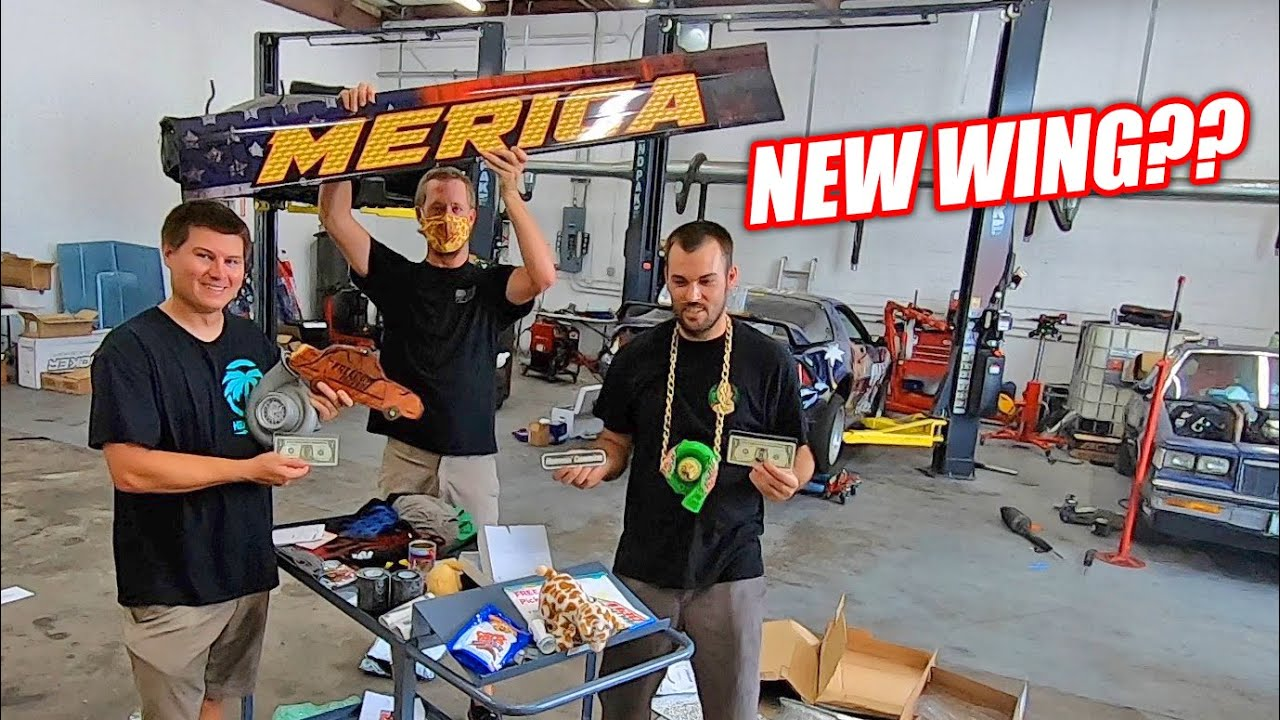 Freedom Fan Mail EP.5 - BOAT LOAD of Car Parts and Random Items!