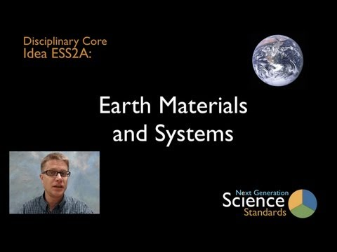 ESS2A - Earth Materials and Systems