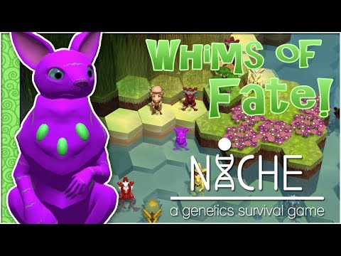 New Land, New Waters, New Whims!! 🍀 Niche: Whims of Fate Challenge - Episode #19