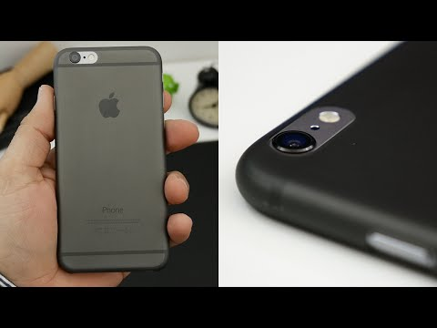 Review: World's Thinnest iPhone Case! (The Veil for iPhone 6 & Plus)