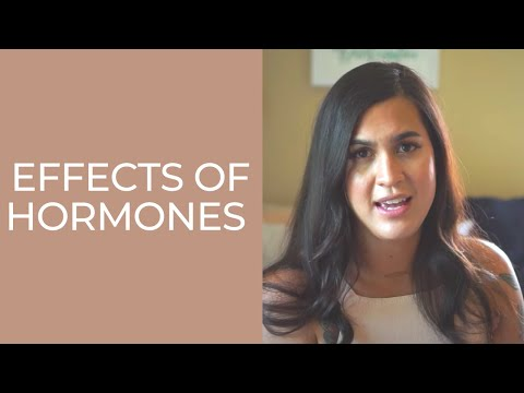 Effects of Transgender Hormones (HRT) | Mtf Transition
