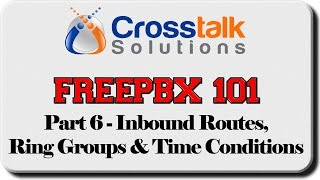 FreePBX VoIP Tutorial Part 13 - Fixing connection issues