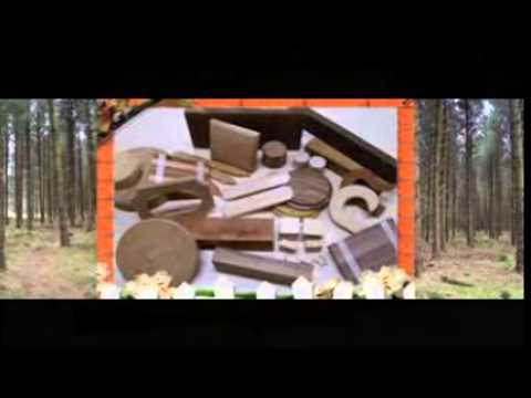 Wood Craft Blanks