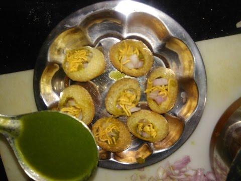 How to Make Pani & Curry for Pani Puri  Pani Puri Recipe Preparation in Telugu