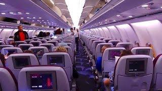 Qatar Airways Economy Class A330 DOHA - ISLAMABAD   Review ✈️