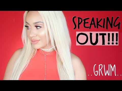 SPEAKING OUT!! MY CONTROVERSIAL