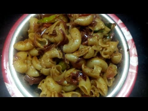 How To Make Quick & Easy Pasta at Home in Tamil