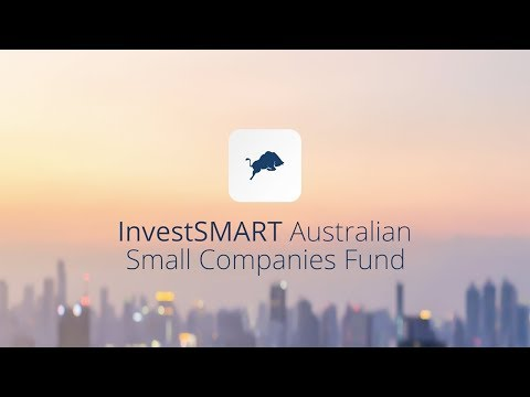 InvestSMART's Australian Small Companies Fund