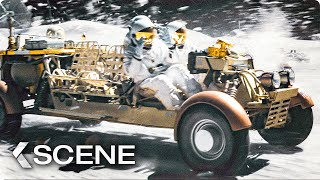 Moon Rover Chase Scene - AD ASTRA (2019)