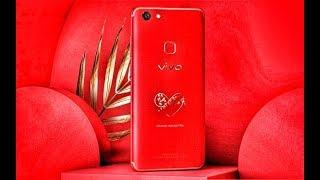 Infinite Red V7+ is vivo's offer for St. Valentine's Day   best valentine