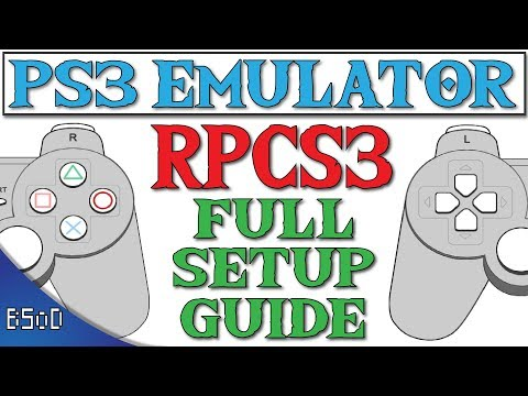 RPCS3 | Full Setup Guide | PS3 Emulator