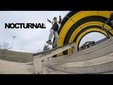 Woodward Shop Sessions: Nocturnal Skateshop