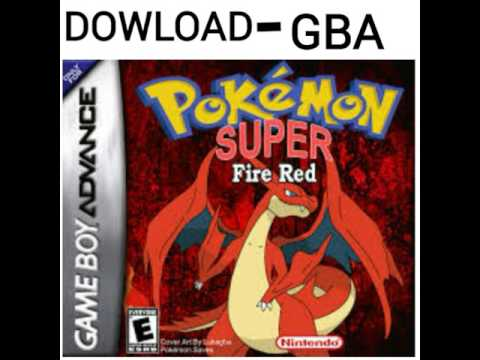 Pokémon Super Fire Red (DOWLOAD) GBA