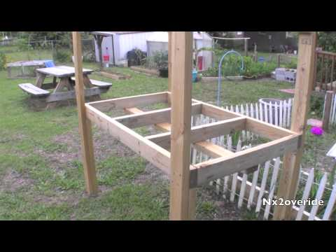 Building  a Rabbit Hutch - Part 1