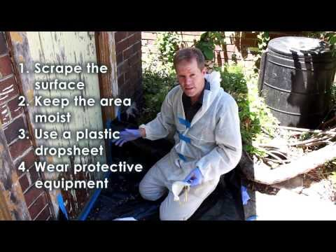 Home Renovations How To Prepare A Surface With Lead Based Paint