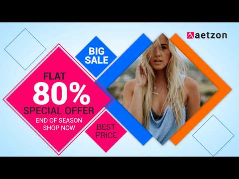 after effects commercial template free after effects advertisement templates free download
