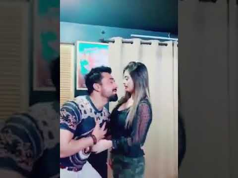 Xxx Mp4 Ajaz Khan With Ankita Dave Subscribe My Channel Please 3gp Sex