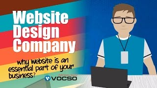VOCSO.COM - Premier Web Design Company - Explainer Video
