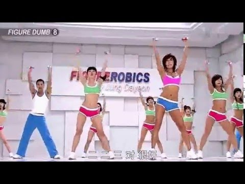 Women's weight Loss video Breast slimming exercises-Sixth days