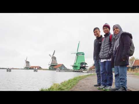 To Zaanse Schans, Amsterdam