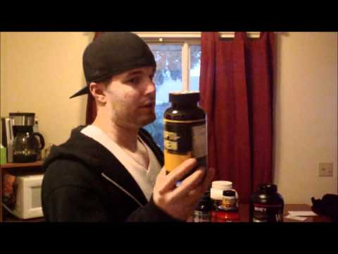 6 Weeks To Sick Arms by Dr. Jim Stoppani - Supplements