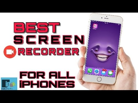 How To Install Screen Recorder For Free All iPhone  | iOS 10 | HIndi | Urdu |