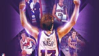 Steve Nash's Top 13 Plays on the Suns