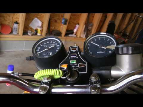 Fixing a Slow Blinker on 1976 Honda Motorcycle & LED Replacement