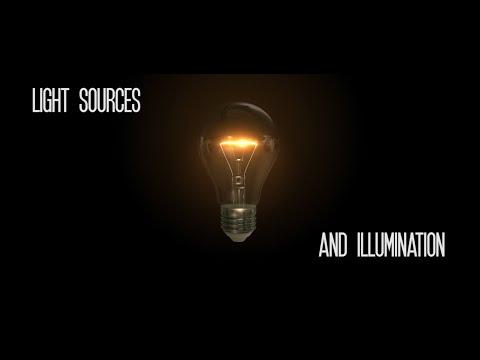 Light sources and illumination