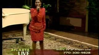 "Anndretta Sings Live on TV: ""Endow Me"""