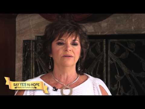 Nancy Hamm Liver Cancer Survivor