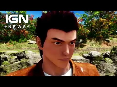 Sony is Funding Shenmue 3 Developement - IGN News