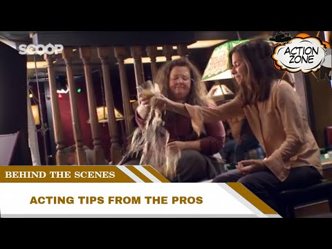 Acting Tips From the Pros | Action Zone
