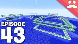 Hermitcraft 5: Episode 43 - ELEVATING the Base!