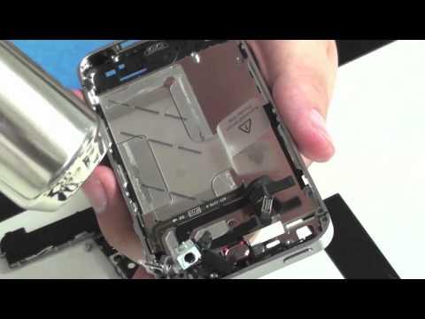 iPhone 4 Verizon-CDMA Headphone Jack Removal