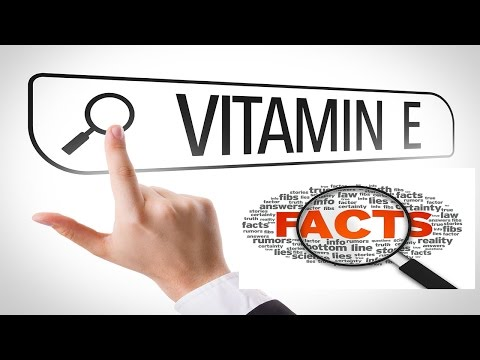 Interesting Facts About Vitamin E