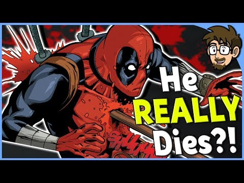 4 Times Deadpool ACTUALLY Died!