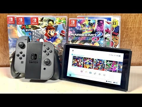 Nintendo Switch Joy-Con Charging Grip REVIEW! Best Switch Accessory??