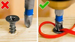 37 BRILLIANT REPAIR HACKS to make difficult things easier