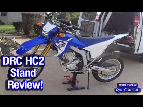 DRC HC2 Motorcycle Lift Stand Review