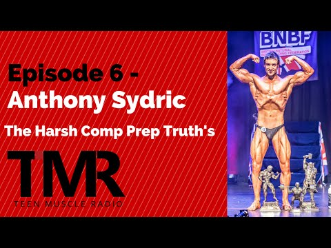 Teen Muscle Radio - Ep.6 -  Anthony Sydric