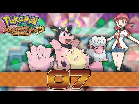 Pokemon HeartGold - Part 7 - Gym Leader Whitney!