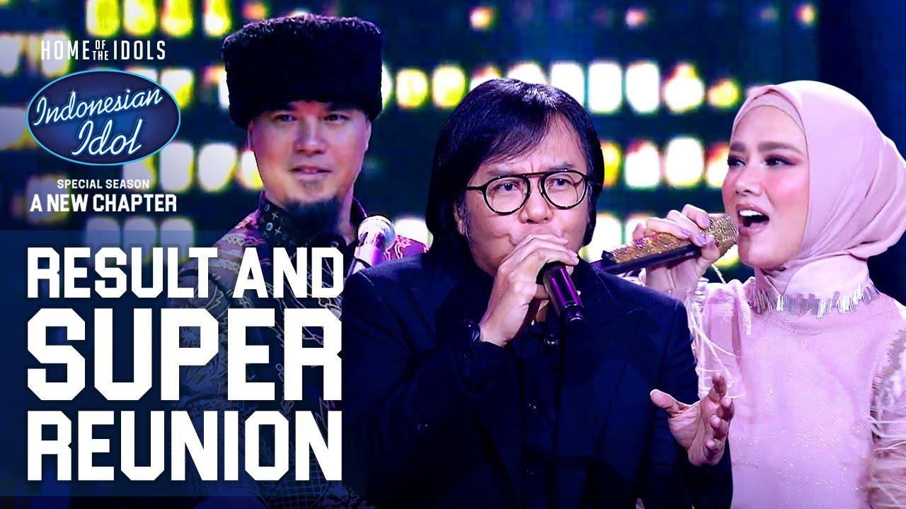 Download DEWA 19 X ARI LASSO X MULAN JAMEELA - SELATAN JAKARTA - RESULT & REUNION - Indonesian Idol 2021 MP3 Gratis