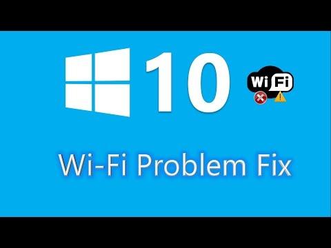 Comment résoudre les problèmes de Wifi 2017(Windows 10)