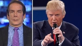 Mission accomplished? Krauthammer: Trump saved his campaign
