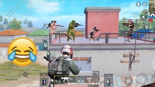 Trolling Noobs Is Funn 😝🤣   PUBG MOBILE FUNNY MOMENTS
