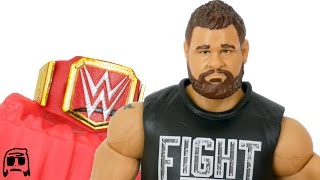Kevin Owens WWE Elite 47 Mattel Toy Review!!