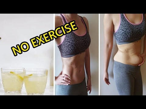 APPLE CIDER VINEGAR will REMOVE all your BELLY FAT with NO EXERCISE