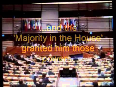 Creeping EU Totalitarianism [europarl]